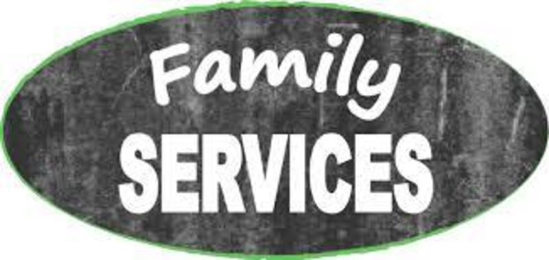 Family Services Committee Volunteers