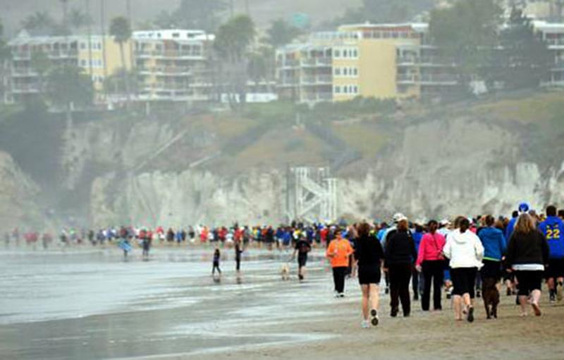 8th Annual Pismo Beach Turkey Trot