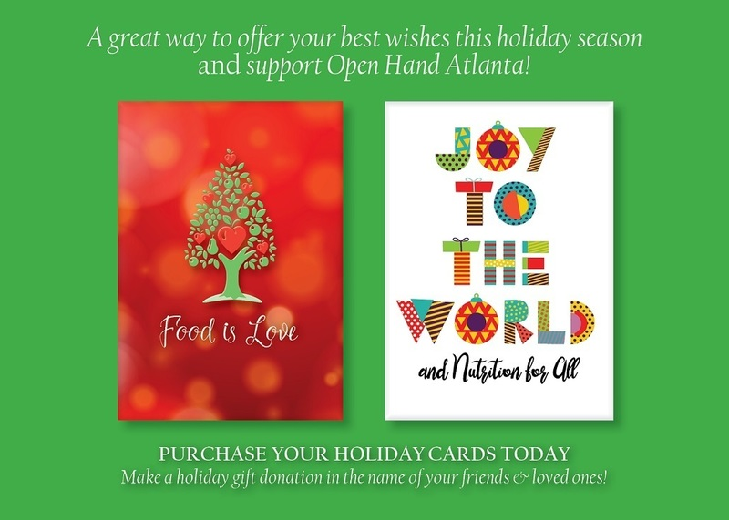 Holiday Cards With Love from Open Hand (2019)
