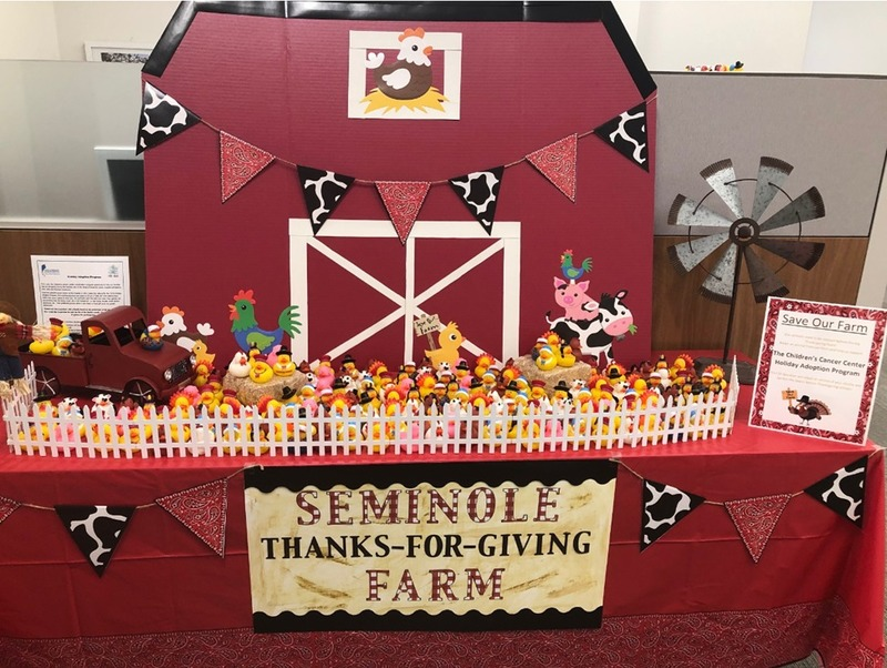 Seminole Thanks-For-Giving Farm
