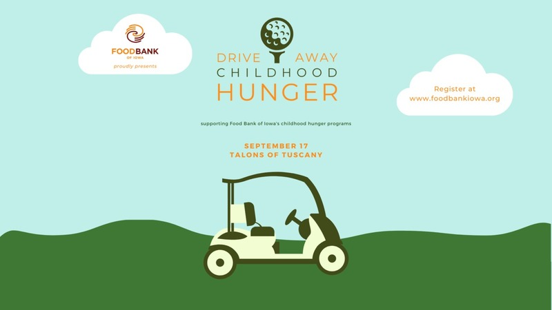 Drive Away Childhood Hunger - Golf Tournament