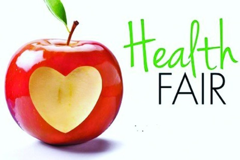 Health Living health fair