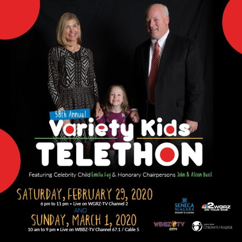 2020 Variety Kids Telethon