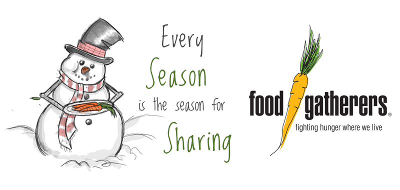 Give a Year-End Gift to Food Gatherers