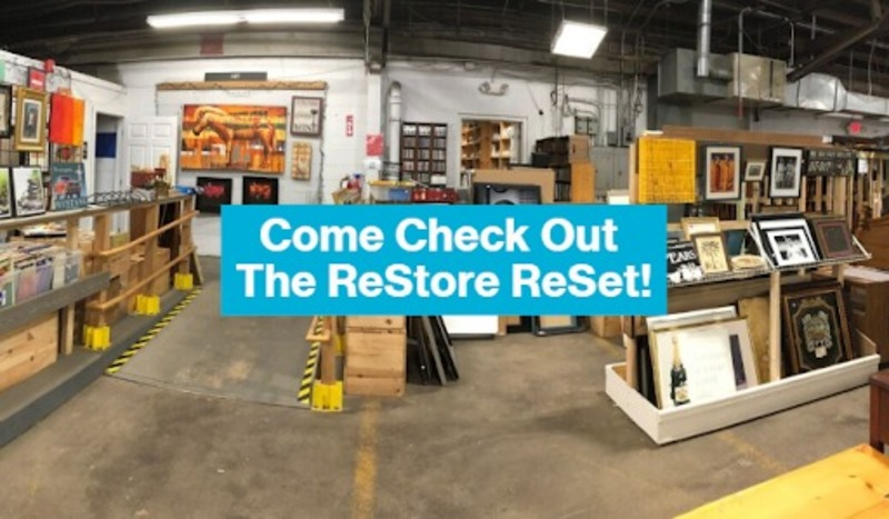 Pick up Tools at our ReStore
