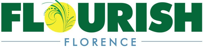 Helping Florence Flourish Supports Harvest Hope Food Bank