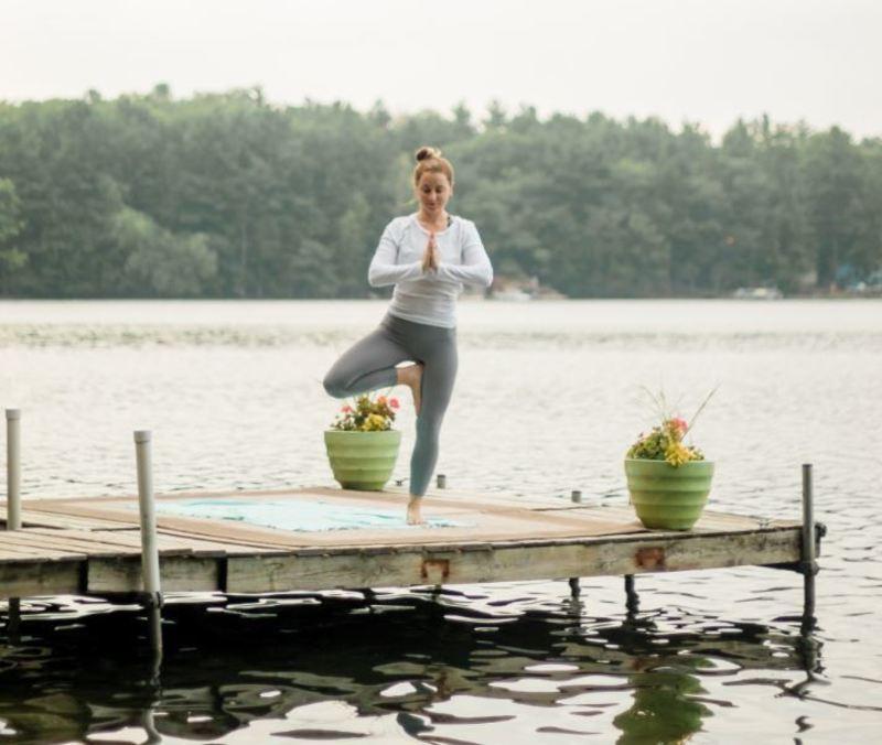 Happy Hour Yoga - April 2020