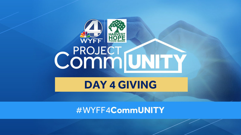 Project CommUNITY Day 4 Giving