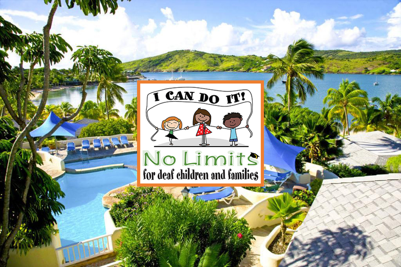Win a trip to Antigua AND help deaf children!