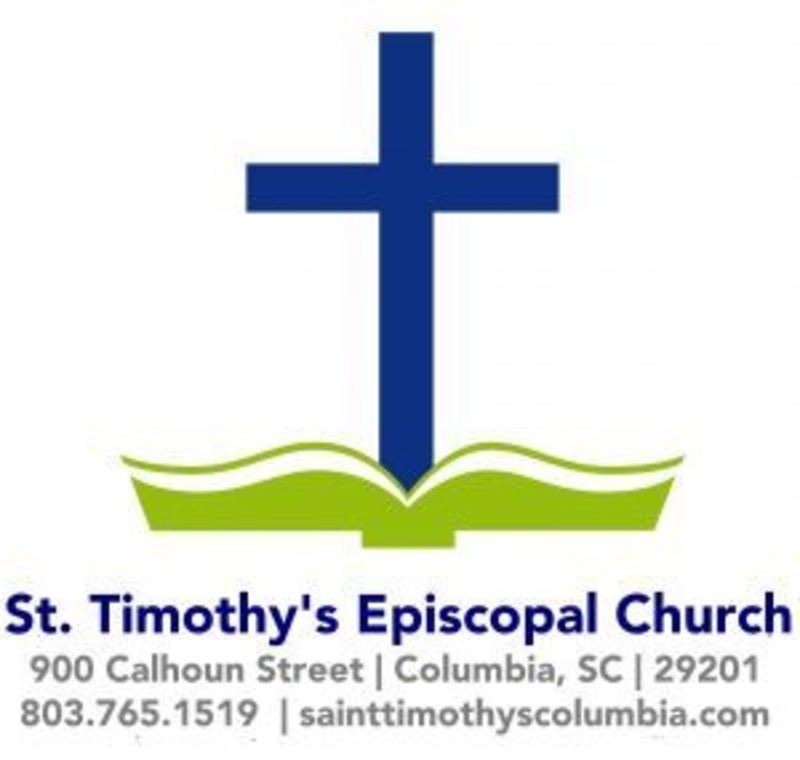 St. Timothy's Episcopal Church Supports Harvest Hope Food Bank