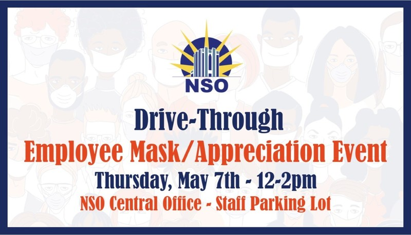Drive-Through Employee Mask/Appreciation Event