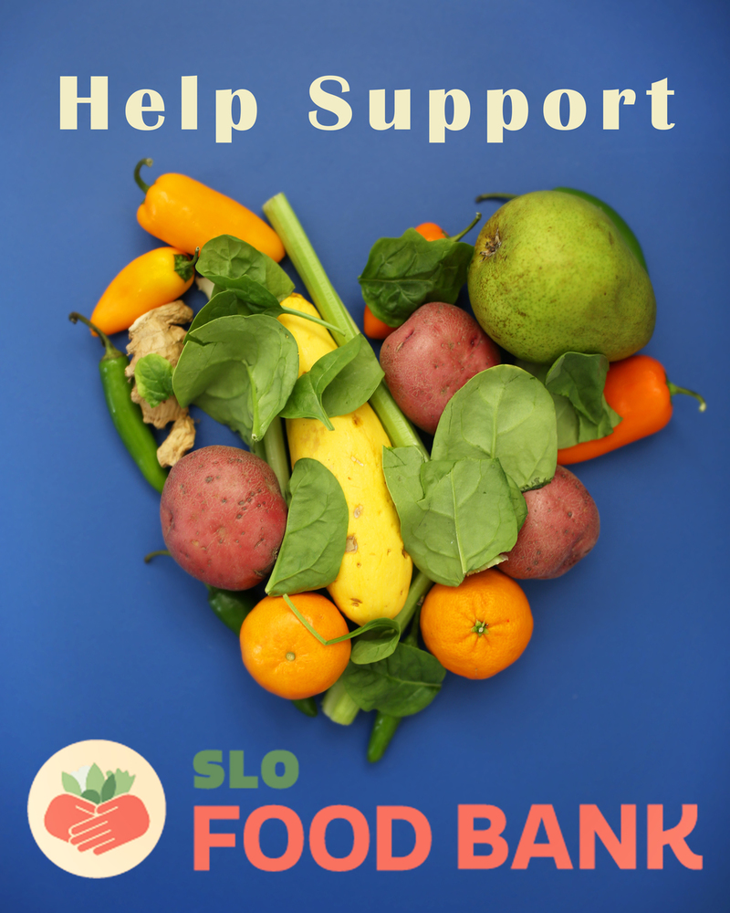 Help Support SLO Food Bank!