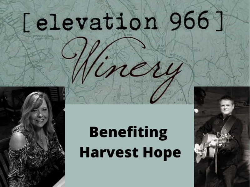 [elevation996] Winery Supports Harvest Hope Food Bank