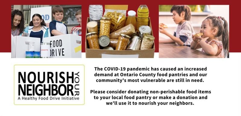 Nourish Your Neighbors in Ontario County
