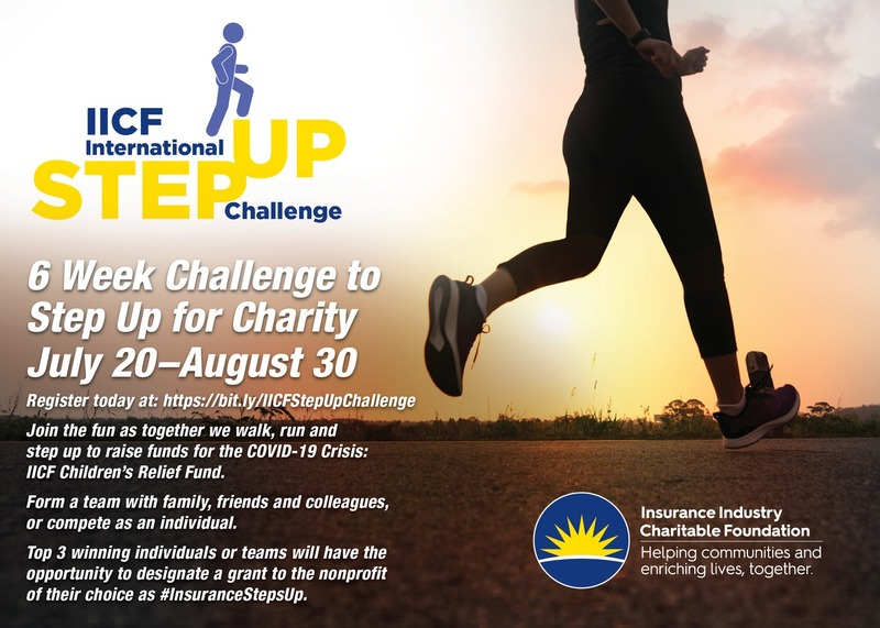 IICF International Step Up Challenge