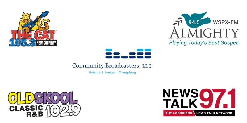 Community Broadcasters Orangeburg Supports Harvest Hope in the Midlands