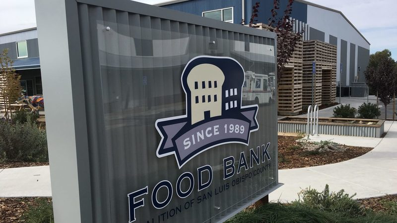 Food Insecurity Doesn't Take a Break; Donate to SLO Food Bank