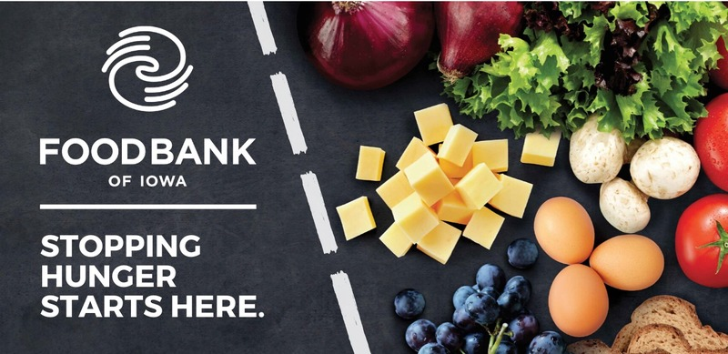 Food Bank of Iowa - the Road to a Brighter Tomorrow