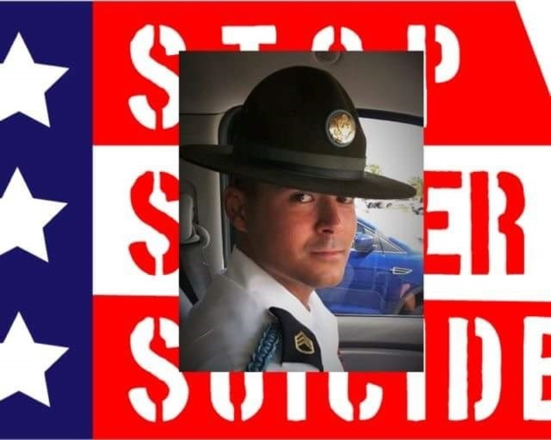Stop Soldier Suicide in honor of SSG Daniel Wenger, Jr.