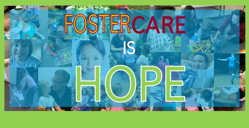 Foster Care is HOPE