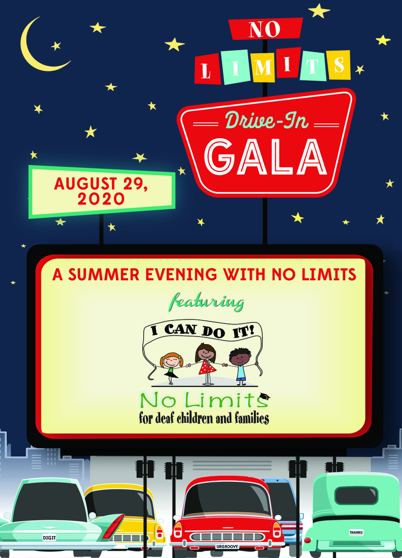 No Limits DRIVE-IN GALA