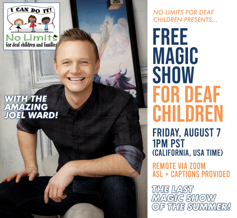 Last No Limits Magic Show of the Summer!