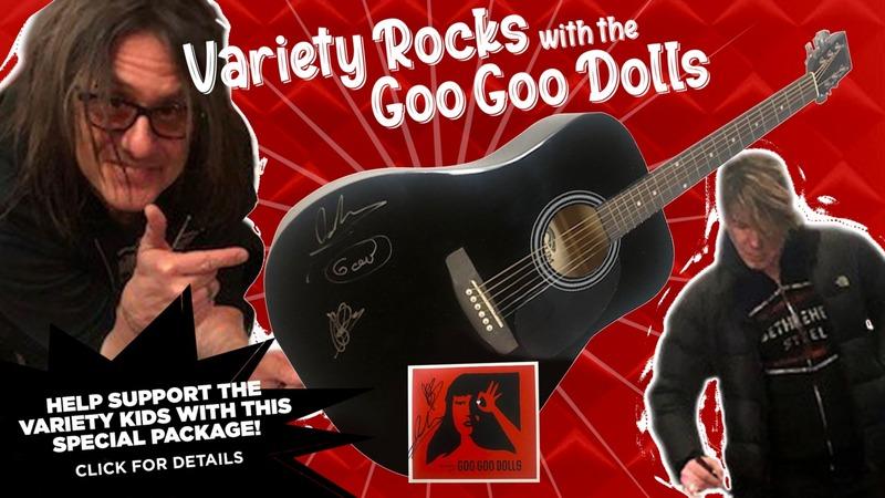 Variety Rocks with the Goo Goo Dolls