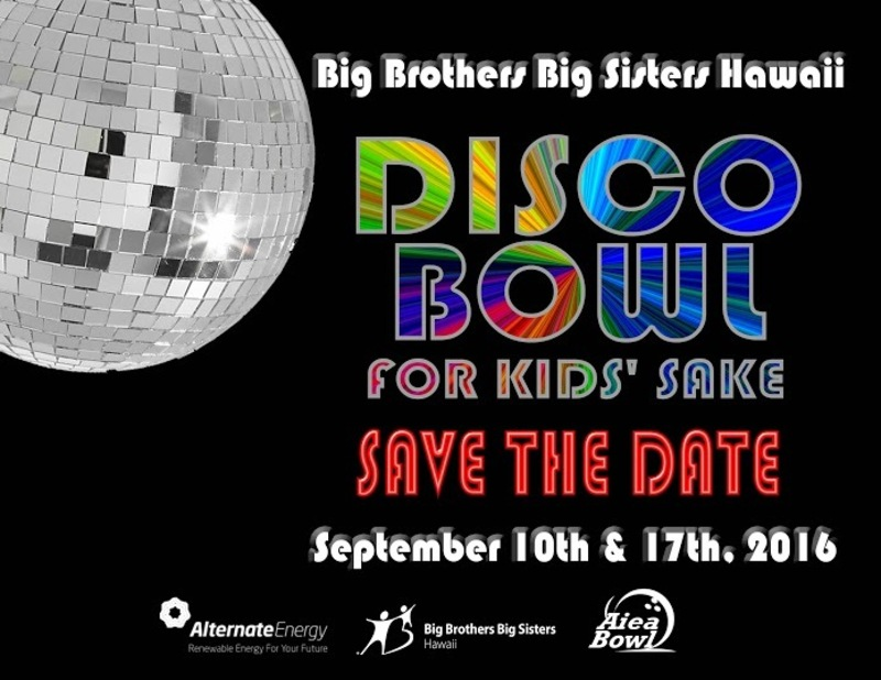 Event - Oahu Disco Bowl For Kids Sake 2016