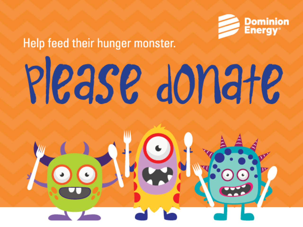Help Dominion Support Harvest Hope Food Bank