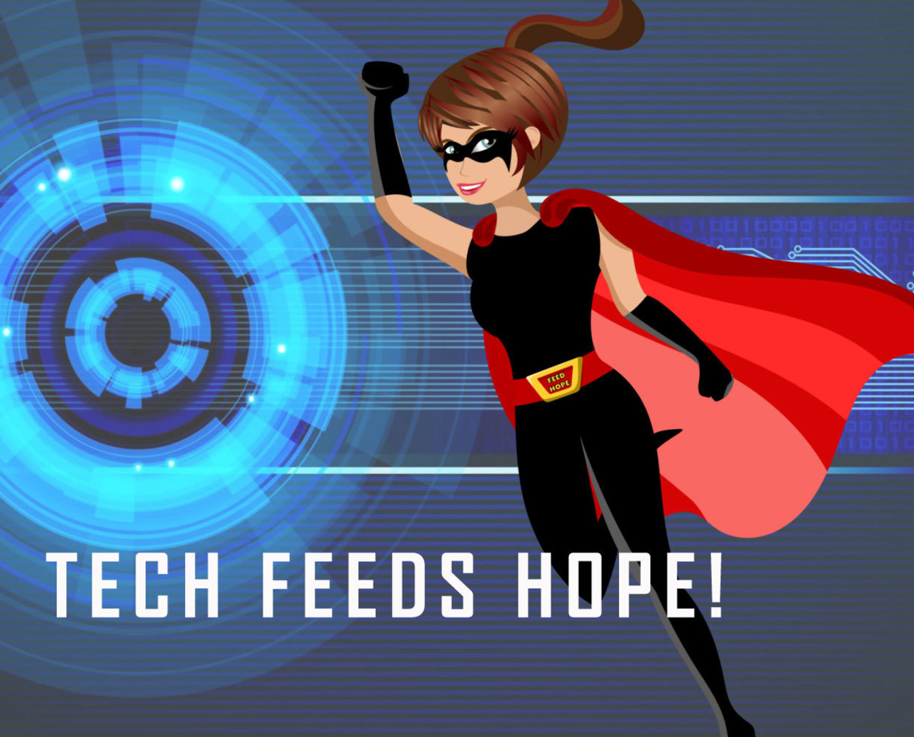 Tech Feeds Hope 2020