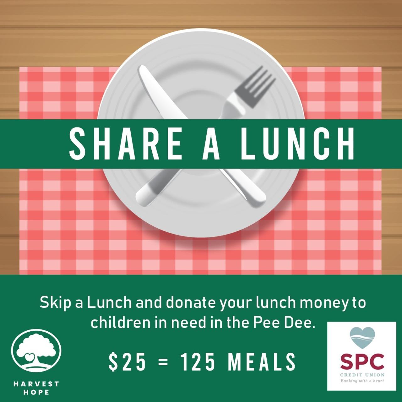SPC Credit Union's Fundraiser for Harvest Hope