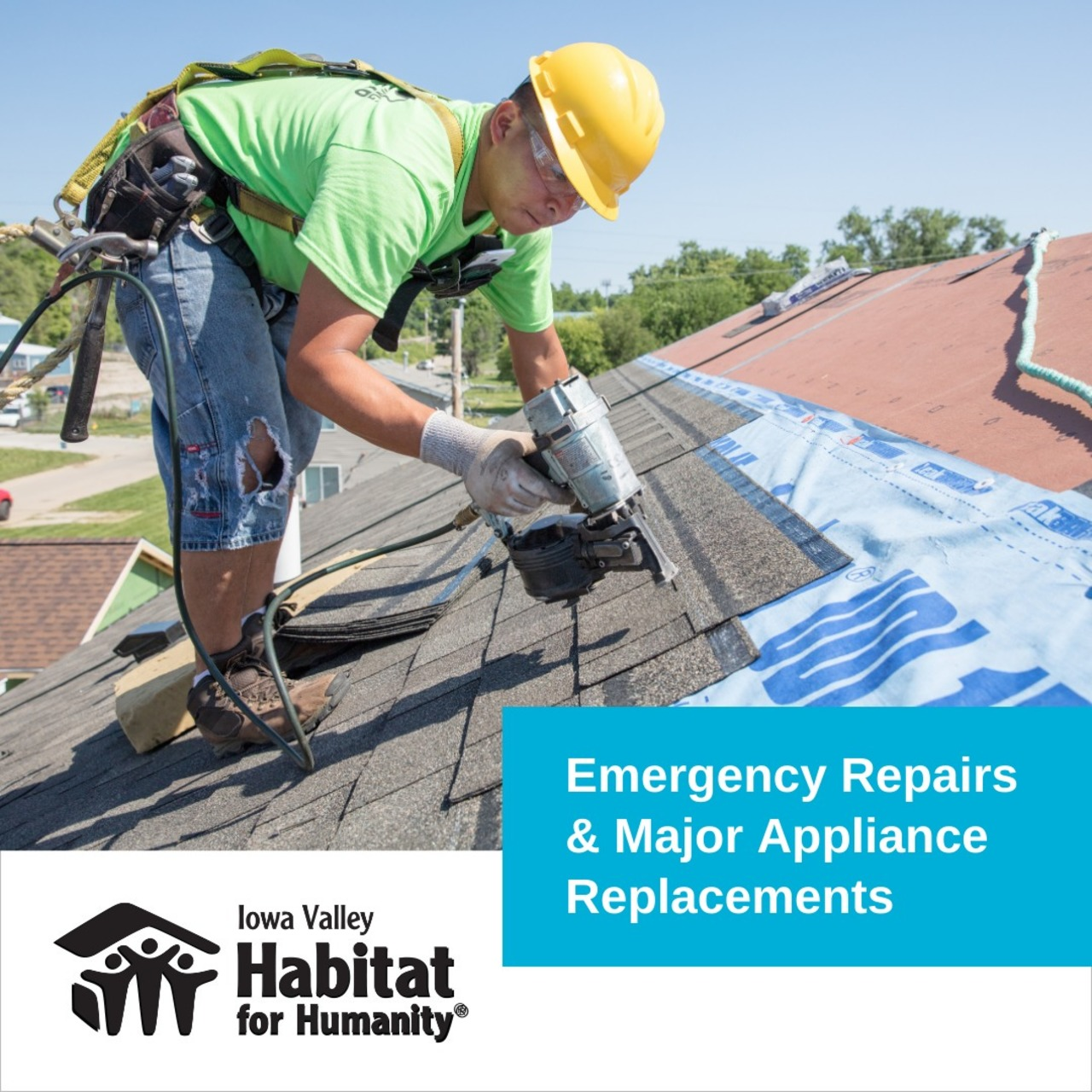 Emergency Repairs and Major Appliance Replacements