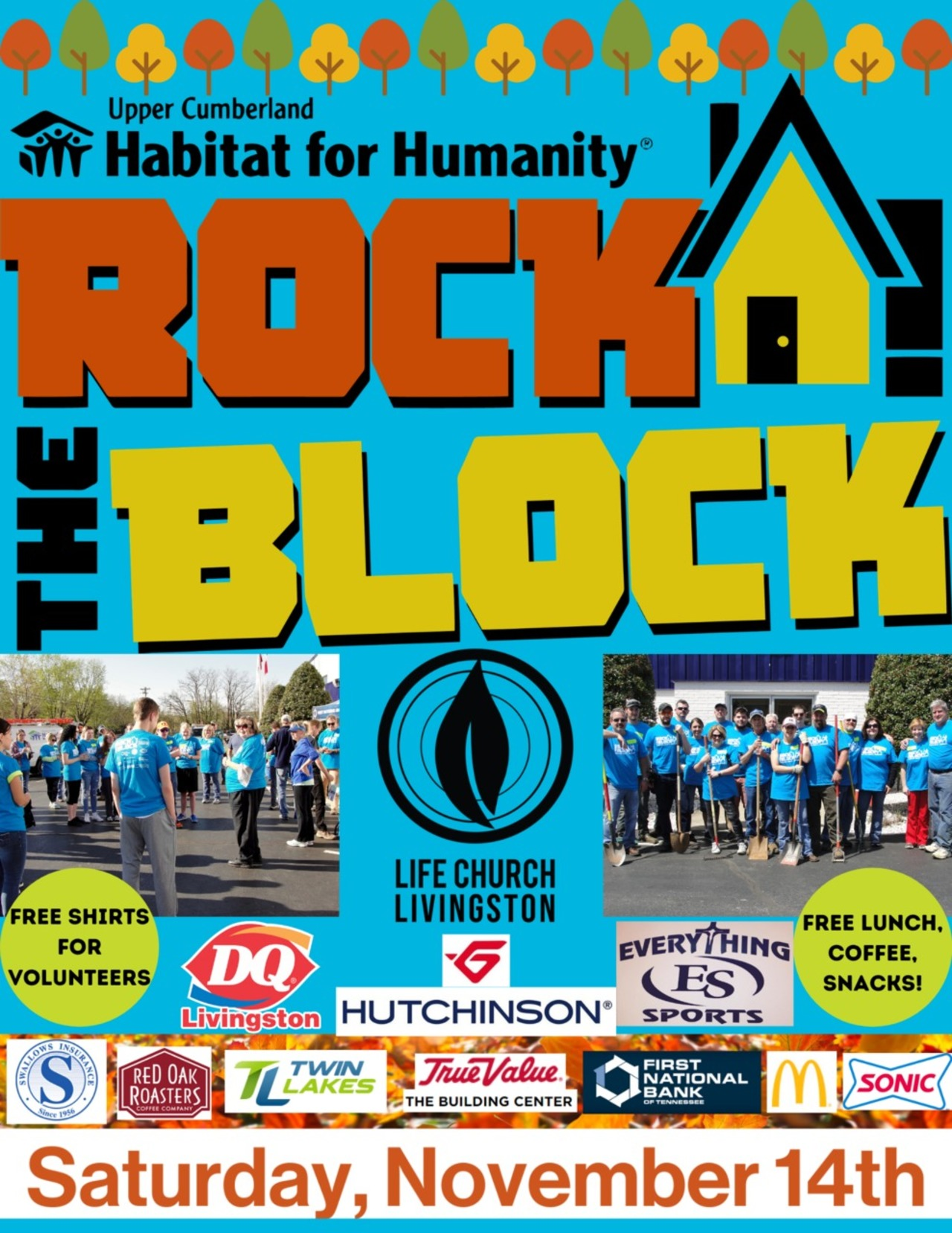 Rock the Block Livingston (Fall Edition 2020)