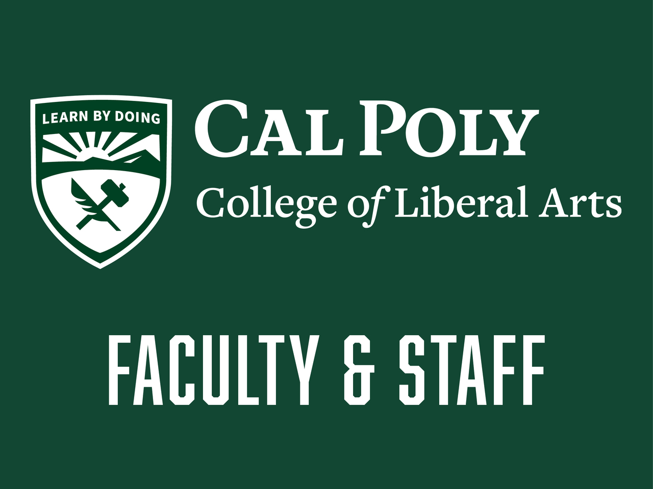 College of Liberal Arts Holiday Gathering
