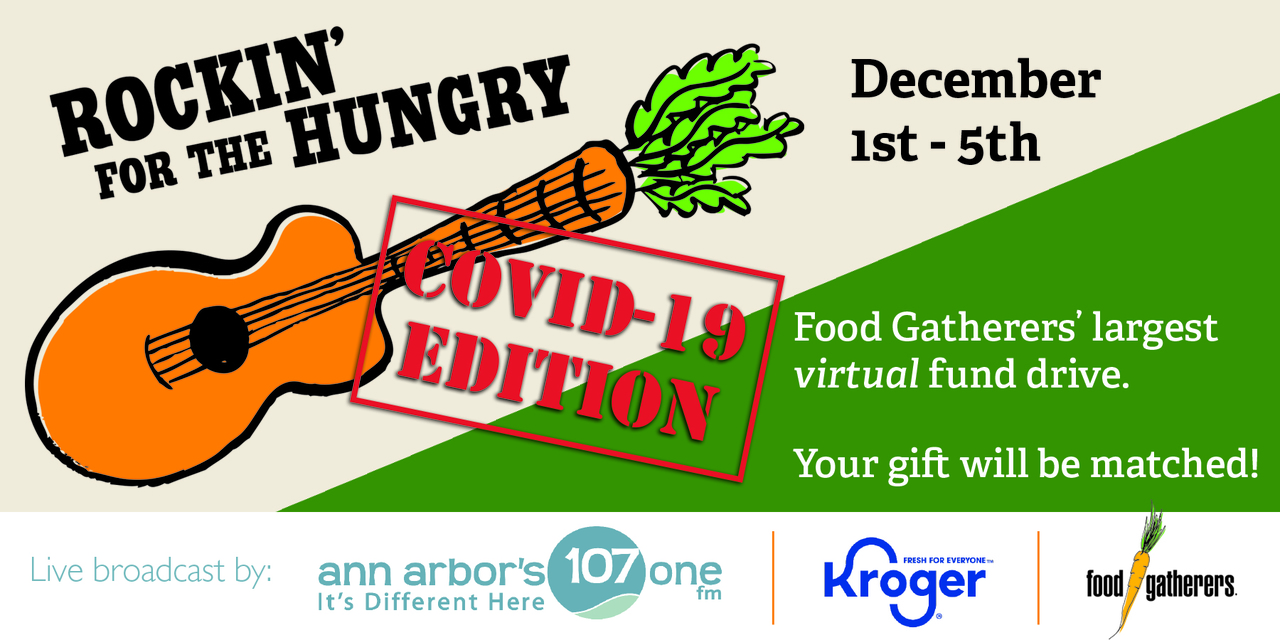 ROCKIN' FOR THE HUNGRY 2020