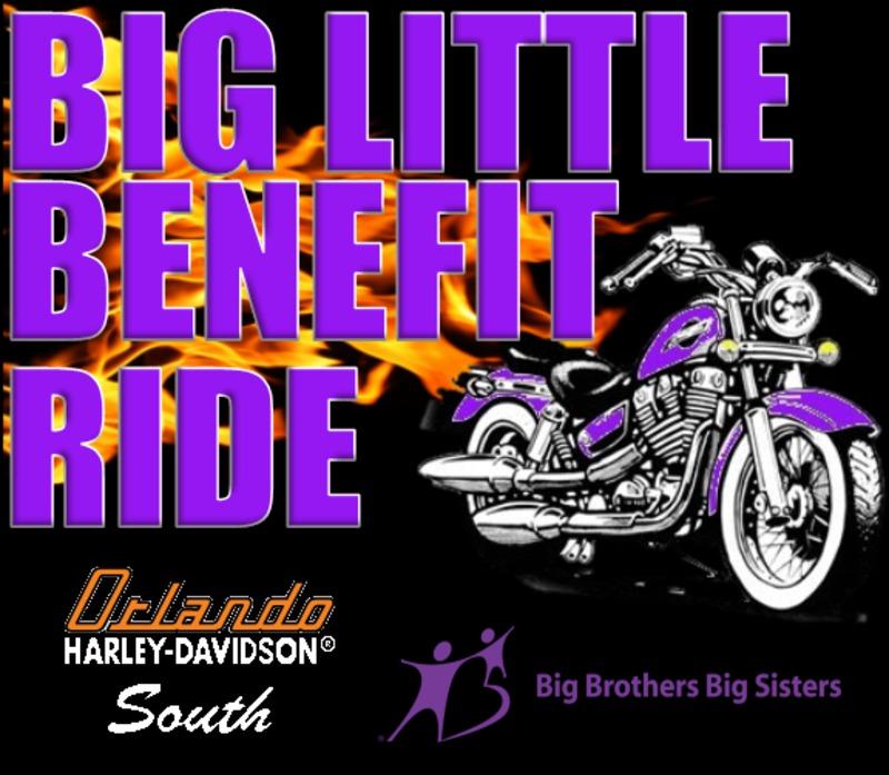 Big Little Benefit Ride 2016