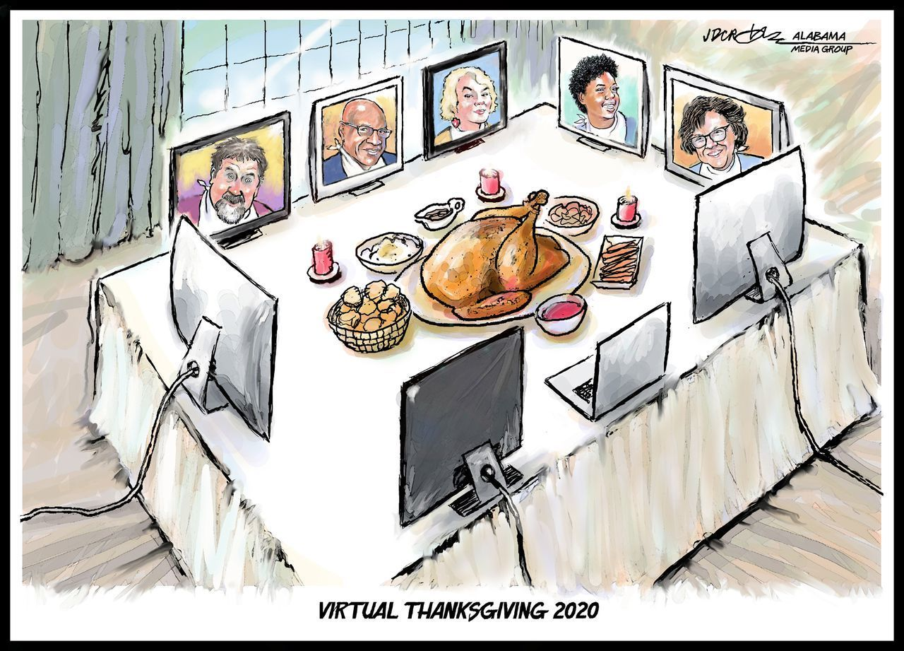 2020 Virtual Thanksgiving!