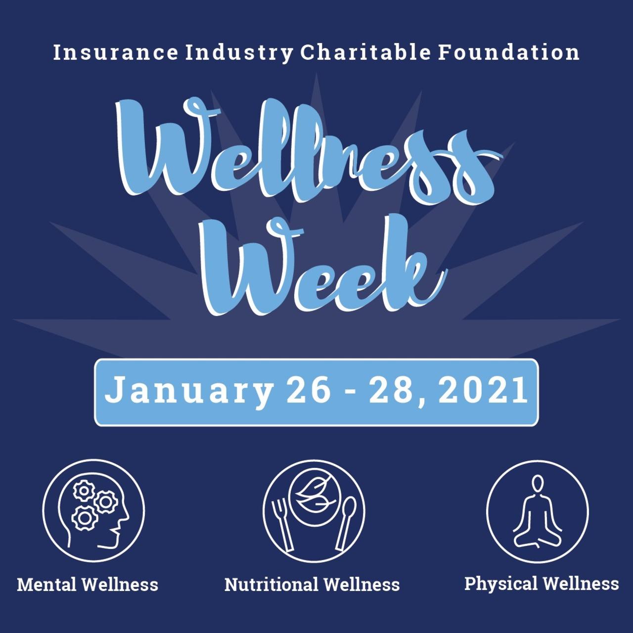 IICF Wellness Week
