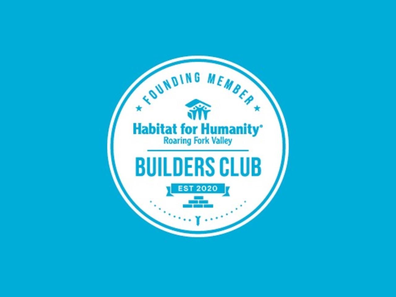 Habitat Roaring Fork Builders Club
