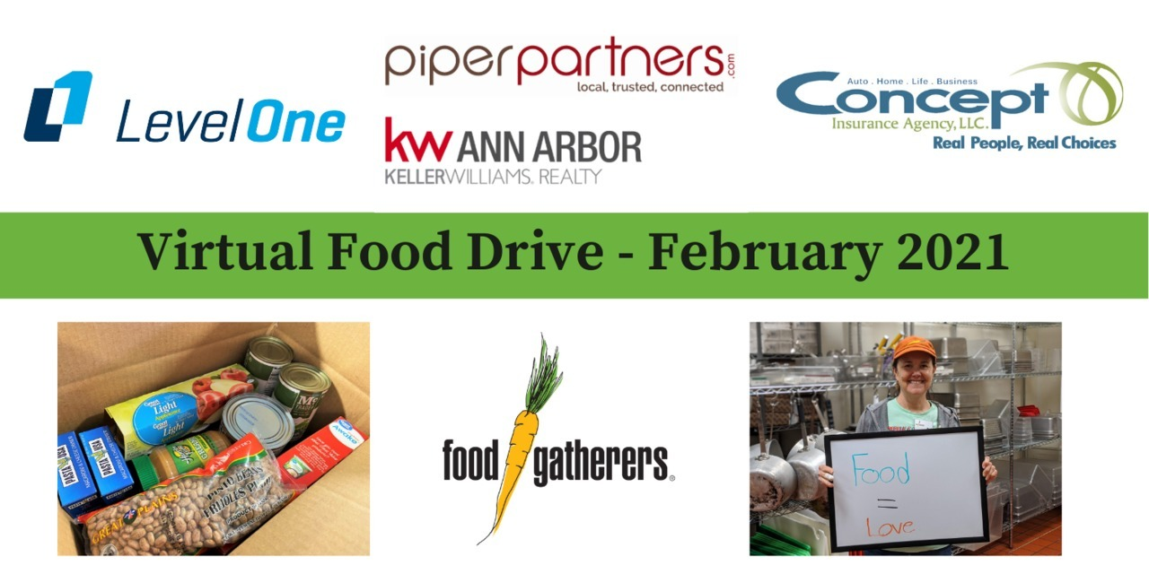 Piper Partners & Friends Virtual Food Drive