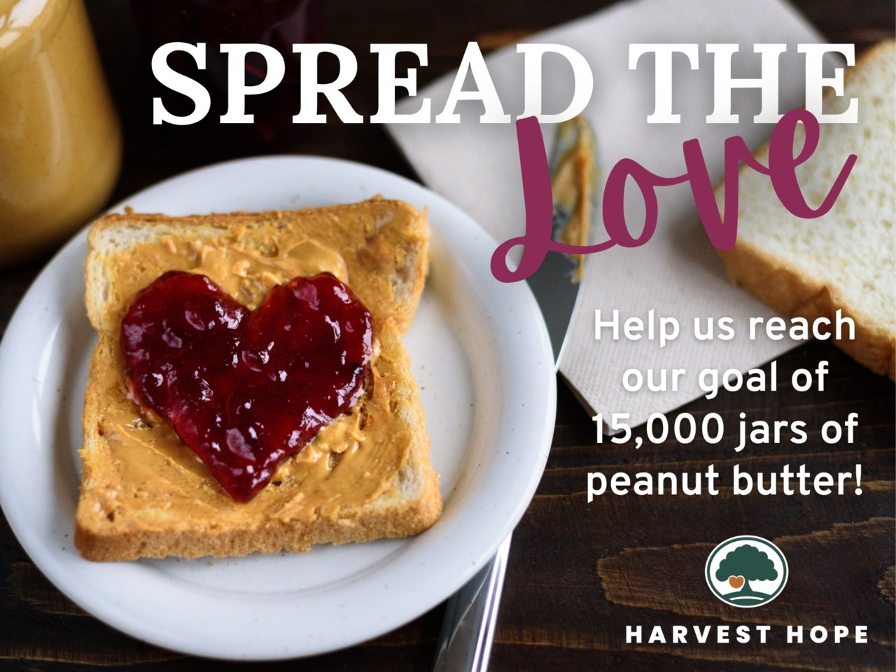 Spread the Love to Help Feed South Carolina