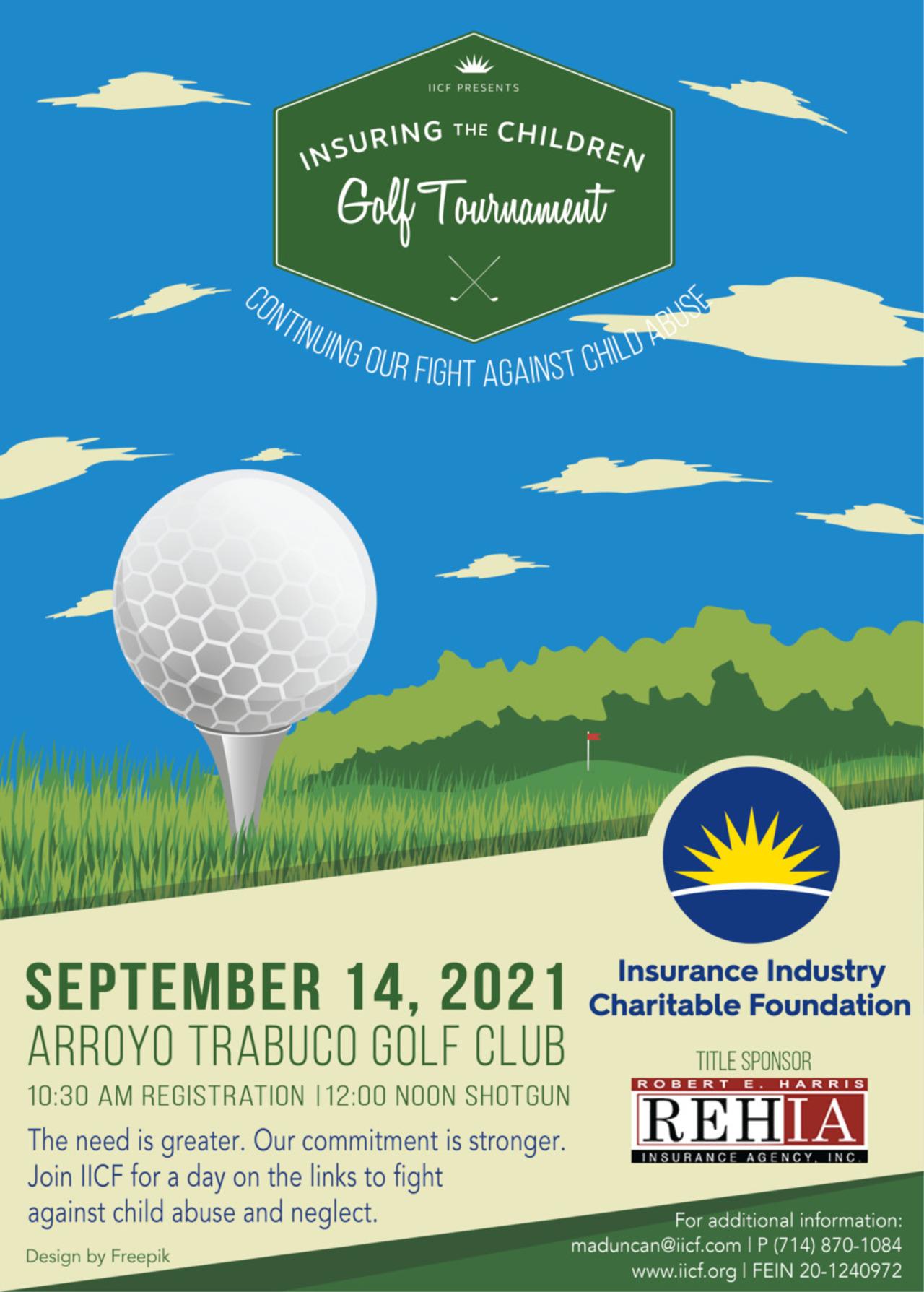 IICF ITC Golf Tournament 2021