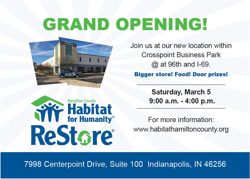 Habitat for Humanity Hamilton County ReStore Grand Opening