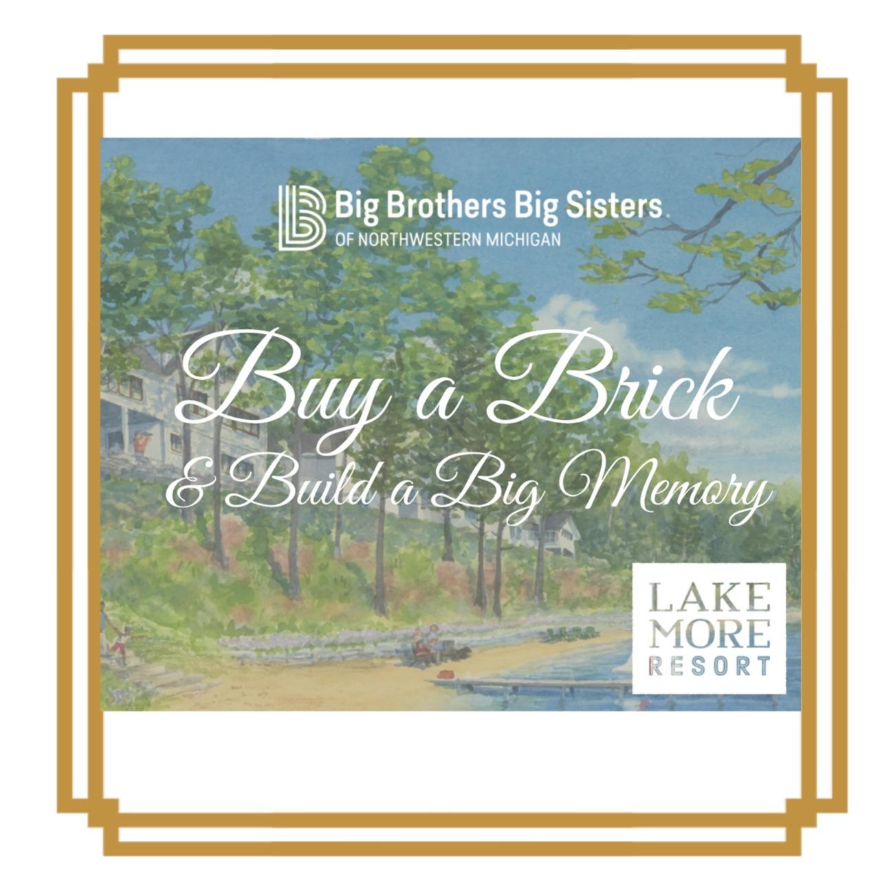Buy a Brick and Build a Big Memory at Lakemore Resort