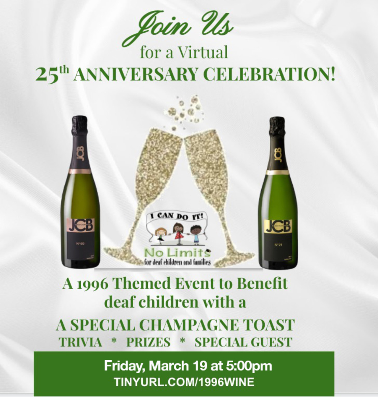 25th Anniversary Wine Event
