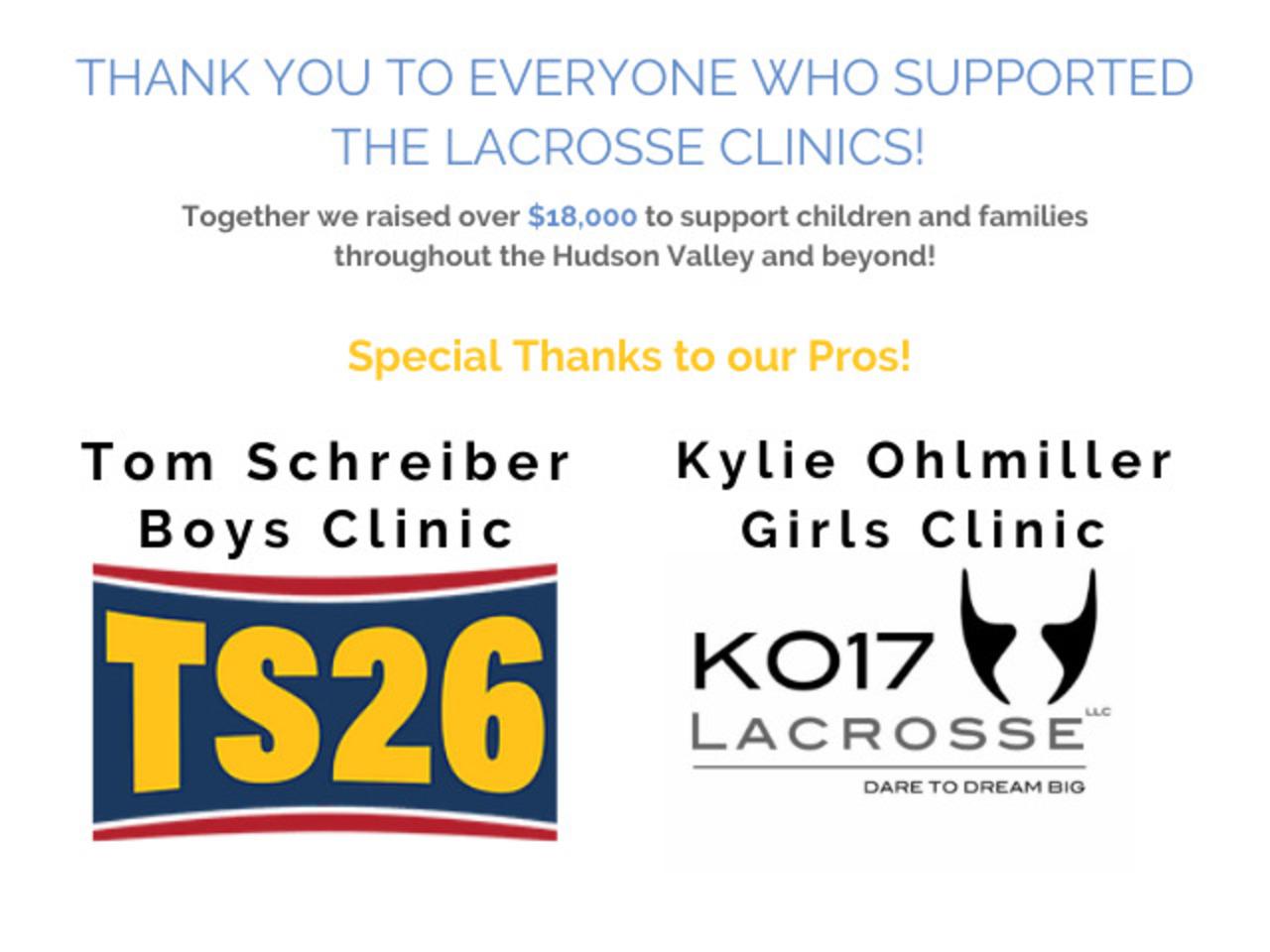 Lacrosse Clinics