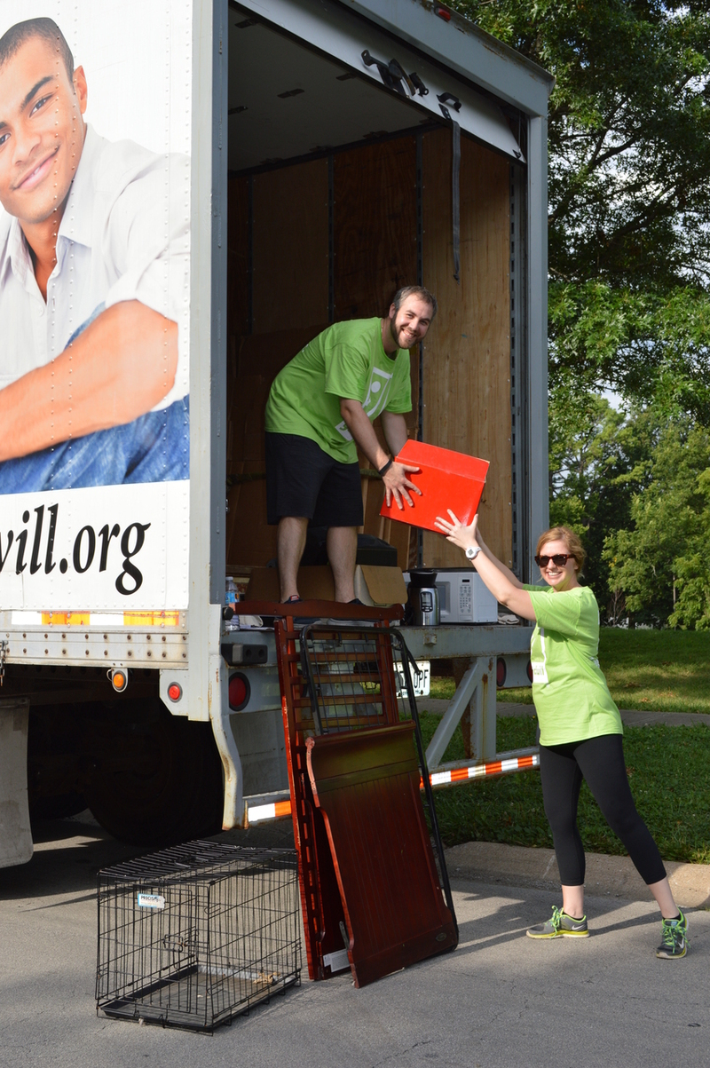 Overland Park, KS Recycling Extravaganza
