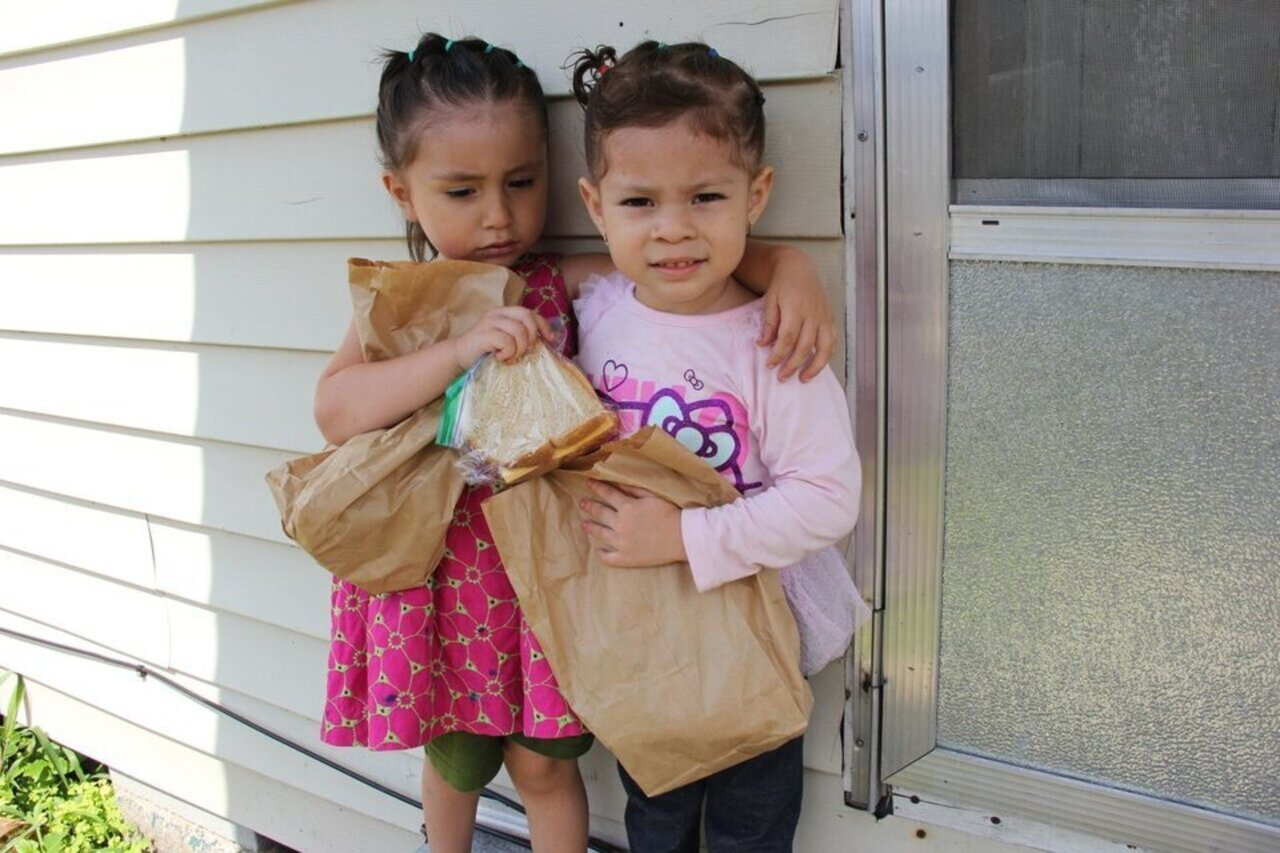 Give Back to Kids' Meals