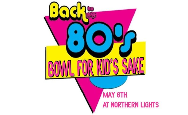 Harbor Springs Bowl for Kids' Sake 2016 Back to the 80's