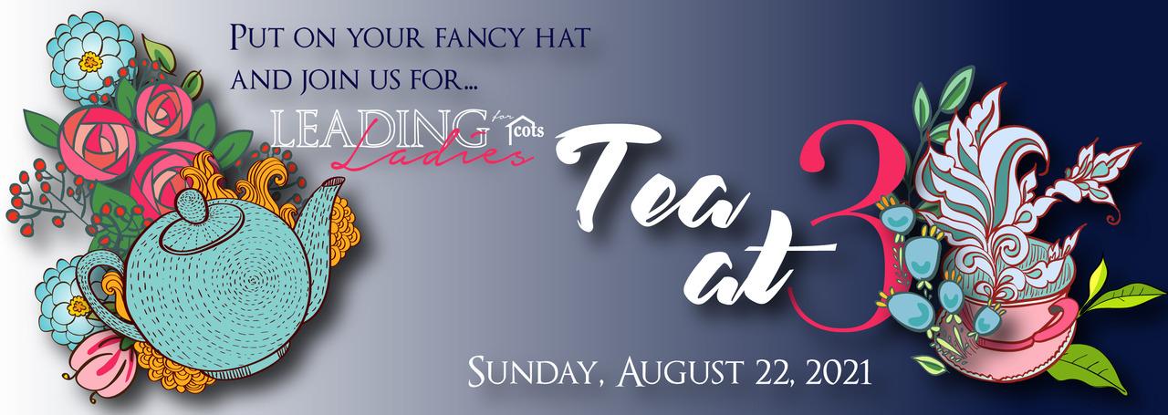 Leading Ladies Present Virtual Tea at 3
